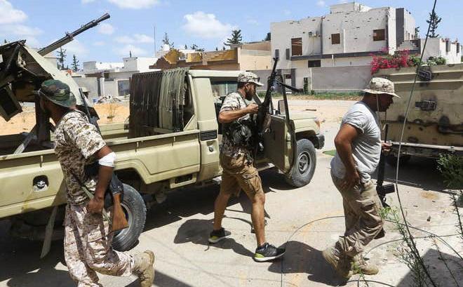 UAV Mỹ bị bắn hạ ở Libya khiến Moskva hết đường chối cãi: Chỉ mình Nga có khả năng đó?