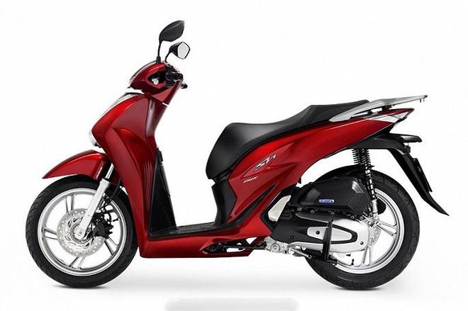 Honda công bố thời điểm bán SH 150i 2020 tại Việt Nam - Ảnh 1.