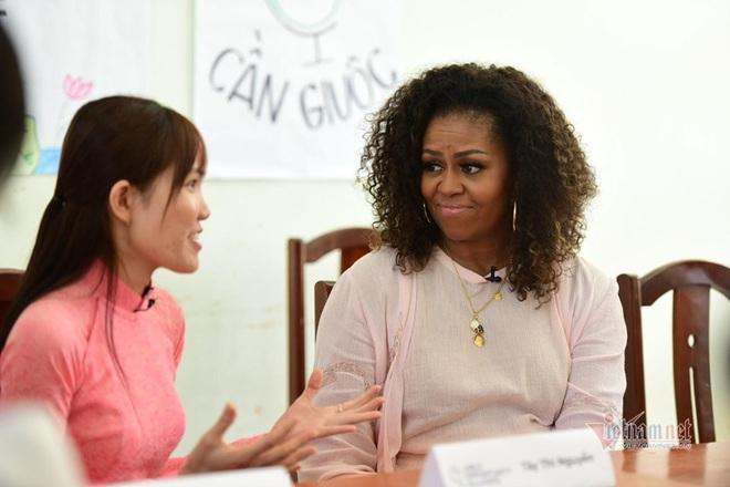 Vợ chồng cựu Tổng thống Mỹ Obama tới Long An - Ảnh 3.