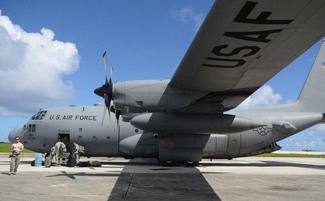 """Tướng không quân Mỹ hé lộ dàn máy bay tuần tra Biển Đông, """"dằn mặt"""" Trung Quốc"""