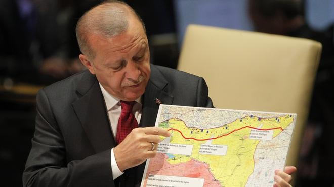 CẬP NHẬT: Tiêm kích Nga đánh chặn cường kích Israel ở Syria, 500 xe quân sự Mỹ ào ạt tiến vào Iraq - Ảnh 13.