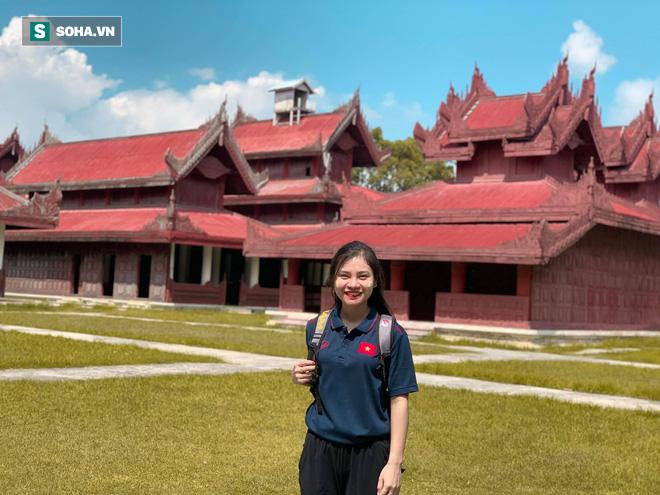 Nữ bác sĩ xinh đẹp của đoàn thể thao Việt Nam dự SEA Games 30: 1 ngày làm việc có khi kéo dài 17 tiếng - ảnh 5