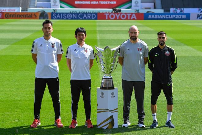 Gặp Qatar ở chung kết, HLV Nhật Bản tuyên bố cho học trò chơi không khác gì trận thắng Iran và Việt Nam - Ảnh 3.