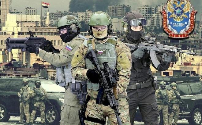 """Lực lượng bí mật """"Át chủ bài"""" trong cuộc chiến tay đôi của TT Putin với phương Tây"""