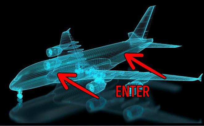 Tại sao cửa máy bay ở bên trái; phi công không được để râu? Câu trả lời rất bất ngờ!