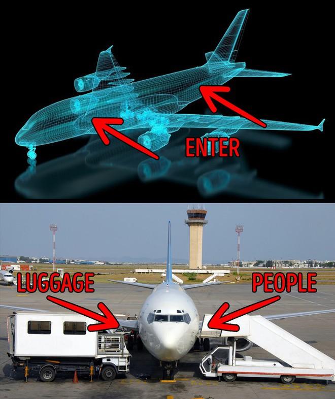Tại sao cửa máy bay ở bên trái; phi công không được để râu? Câu trả lời rất bất ngờ! - Ảnh 2.