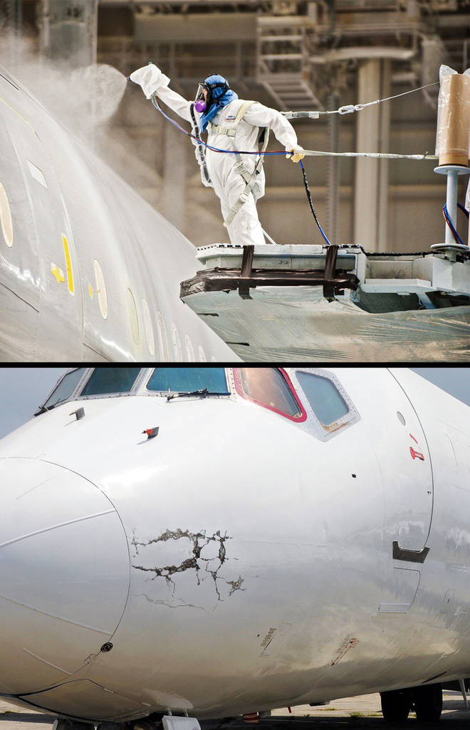 Tại sao cửa máy bay ở bên trái; phi công không được để râu? Câu trả lời rất bất ngờ! - Ảnh 7.