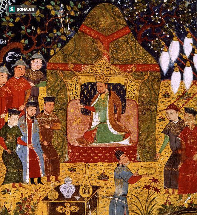 Đời sống tình dục kỳ lạ cùng cái chết bí ẩn liên quan đến việc yêu của Thành Cát Tư Hãn - Ảnh 4.
