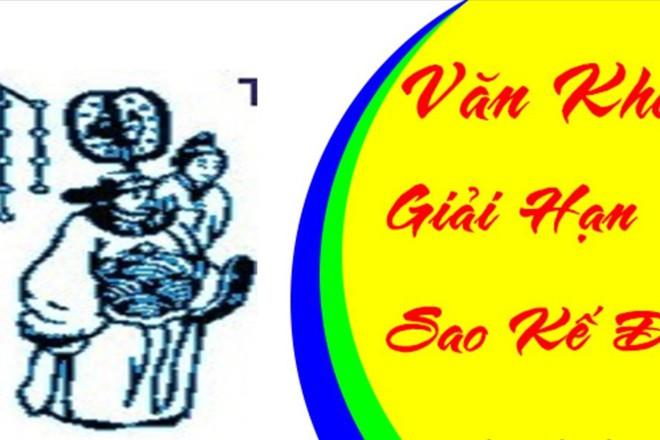 Văn khấn giải hạn sao Kế Đô cho Tết Kỷ Hợi 2019 - Ảnh 1.