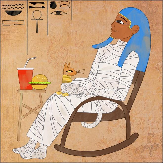 Những sự thật kỳ lạ có 1-0-2 thời Ai Cập cổ đại mà không nhiều người biết - Ảnh 2.