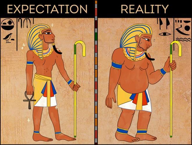 Những sự thật kỳ lạ có 1-0-2 thời Ai Cập cổ đại mà không nhiều người biết - Ảnh 4.