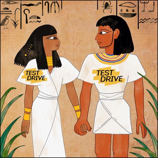 Những sự thật kỳ lạ có 1-0-2 thời Ai Cập cổ đại mà không nhiều người biết - Ảnh 5.