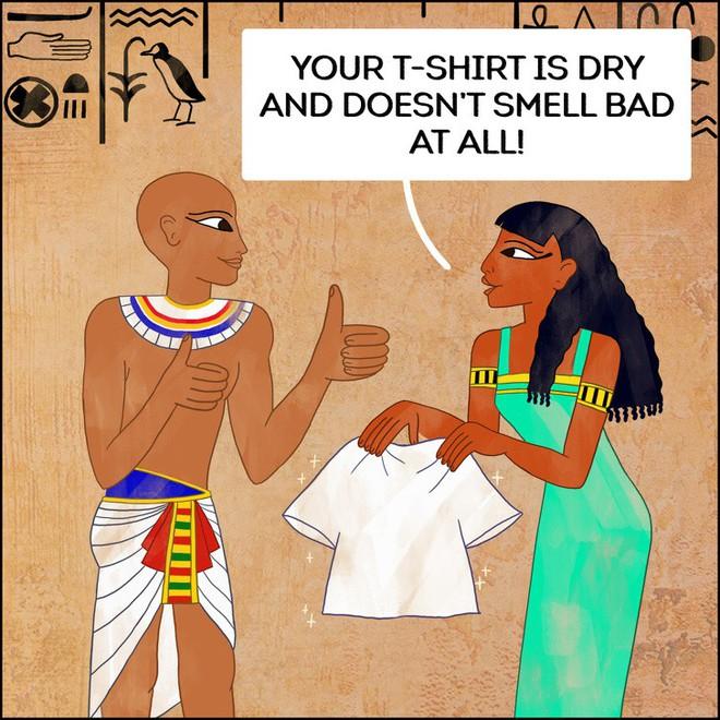 Những sự thật kỳ lạ có 1-0-2 thời Ai Cập cổ đại mà không nhiều người biết - Ảnh 8.