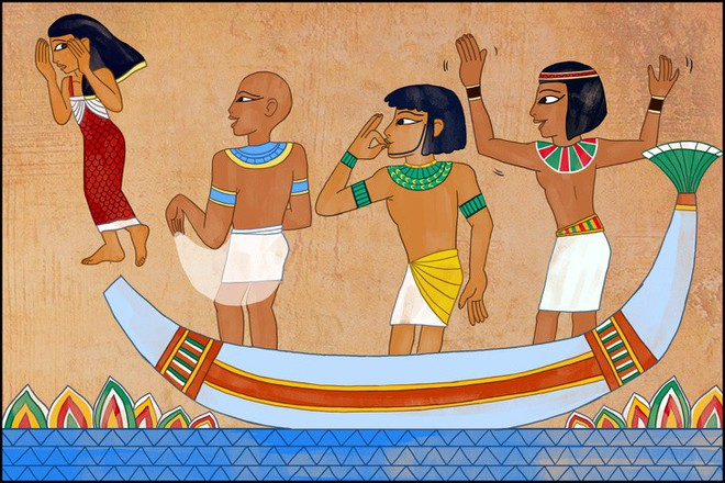 Những sự thật kỳ lạ có 1-0-2 thời Ai Cập cổ đại mà không nhiều người biết - Ảnh 7.