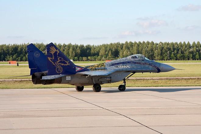 [ẢNH] Hungary bán thanh lý cả phi đội tiêm kích MiG-29 với giá rẻ như cho - Ảnh 13.