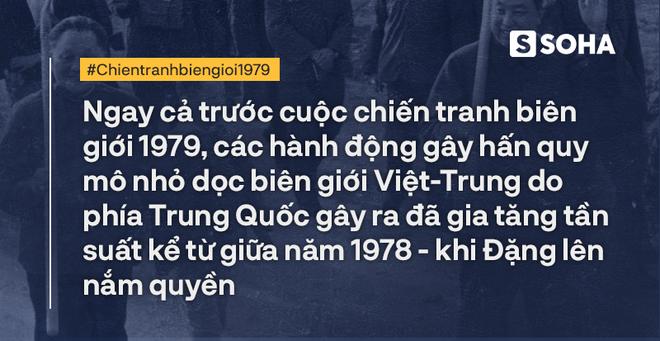 Chiến tranh biên giới Việt-Trung: Đặng Tiểu Bình và những toan tính trước ngày 17/2/1979 - Ảnh 4.