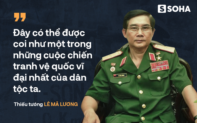 Tướng Lê Mã Lương: Việt Nam đã dạy cho Trung Quốc bài học về chỉ huy chiến trường qua cuộc chiến tranh năm 1979 - Ảnh 1.