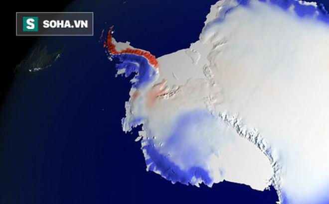 """Rộng 14 triệu km2, vùng đất này được ví như """"quả bom hẹn giờ"""" của Trái Đất"""
