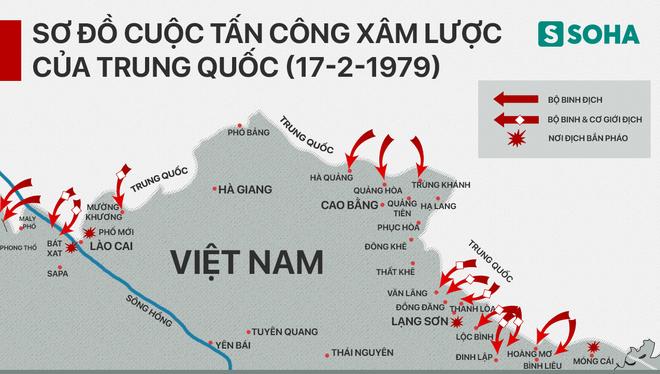 Ký ức chiến tranh năm 1979: Quân Trung Quốc cướp phá khiến cả TX Cao Bằng chỉ còn 1 ngôi nhà cấp 4 - Ảnh 4.