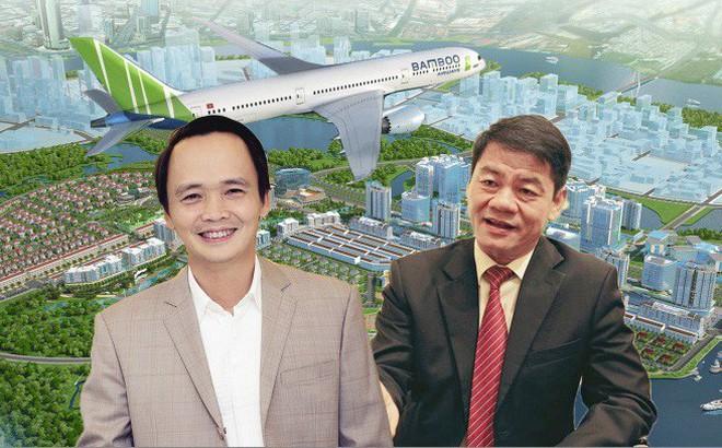 """Diễn biến """"lạ"""" với khối tài sản hàng chục nghìn tỷ của 2 đại gia Việt"""