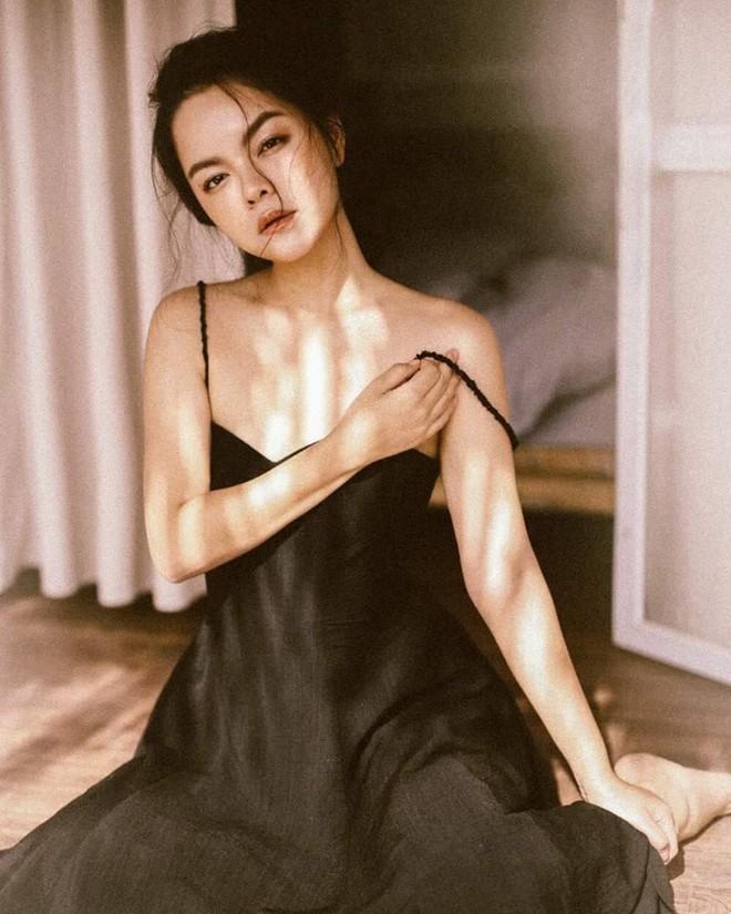 Sau ly hôn, Phạm Quỳnh Anh ngày càng đẹp và gợi cảm - Ảnh 11.