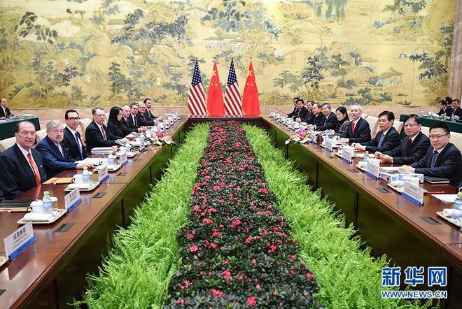 Hứa thật nhiều: Sợi dây thòng lọng treo lơ lửng trên bàn đàm phán thương mại Trung-Mỹ - Ảnh 1.