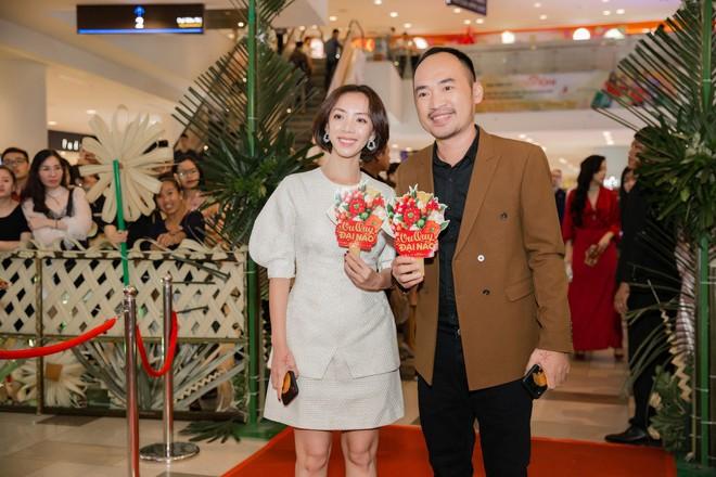 Hoa hậu Thu Hoài diện mốt xẻ sâu quyến rũ - Ảnh 9.