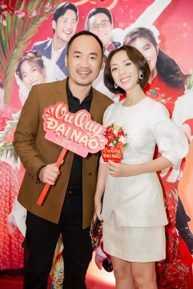 Hoa hậu Thu Hoài diện mốt xẻ sâu quyến rũ - Ảnh 8.