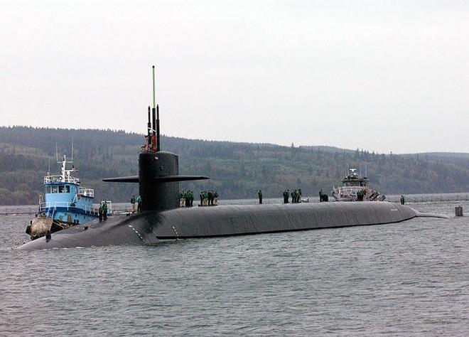 Quái vật Akula, vũ khí đáng sợ của Nga - Ảnh 2.