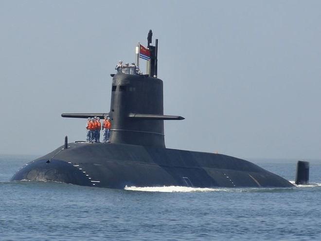 Mỹ đang mất dần lợi thế tàu ngầm trước Trung Quốc - Ảnh 2.