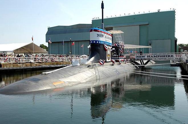 Mỹ đang mất dần lợi thế tàu ngầm trước Trung Quốc - Ảnh 1.
