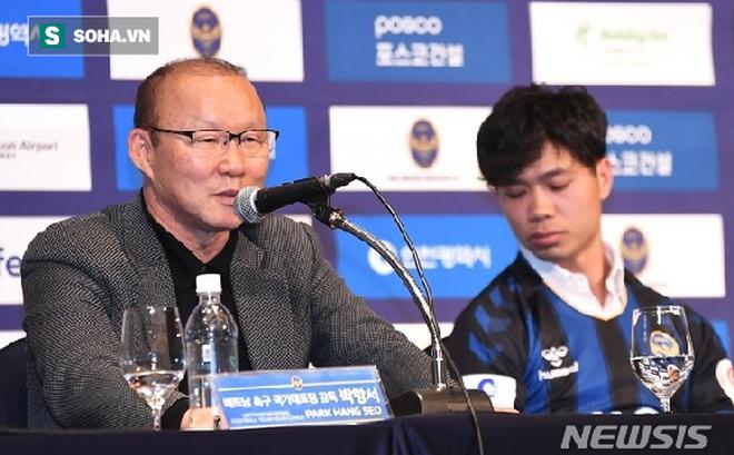 """Quan chức Incheon United xin lỗi, """"xấu hổ"""" vì một sự cố liên quan tới HLV Park Hang-seo"""