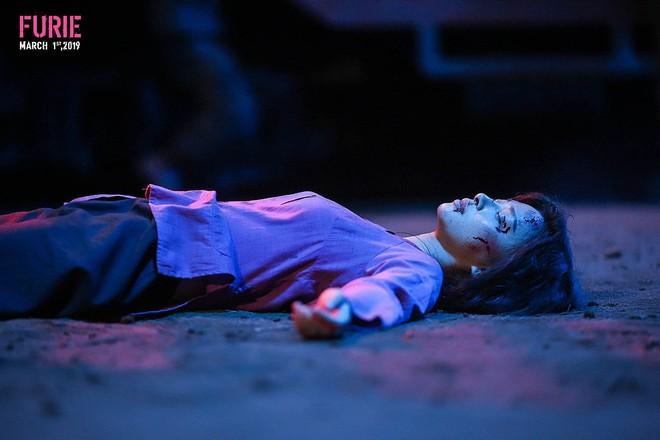 Đả nữ Ngô Thanh Vân: Mẹ tôi khóc vì sợ con chết - Ảnh 2.