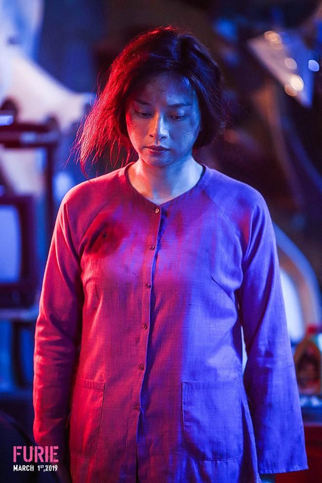 Đả nữ Ngô Thanh Vân: Mẹ tôi khóc vì sợ con chết - Ảnh 5.