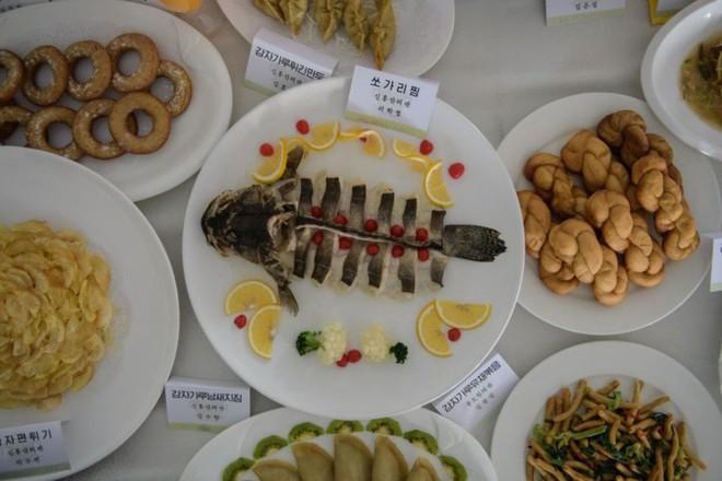 """Ảnh: Cuộc thi nấu ăn tìm kiếm """"siêu đầu bếp"""" ở Triều Tiên - Ảnh 12."""