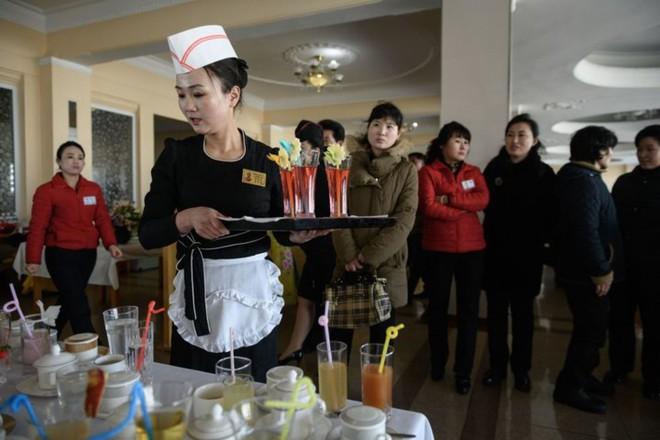 """Ảnh: Cuộc thi nấu ăn tìm kiếm """"siêu đầu bếp"""" ở Triều Tiên - Ảnh 13."""