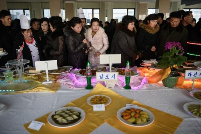 """Ảnh: Cuộc thi nấu ăn tìm kiếm """"siêu đầu bếp"""" ở Triều Tiên - Ảnh 5."""