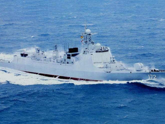Tham vọng của Hải quân Trung Quốc đến năm 2030: Có đáng sợ? - Ảnh 1.