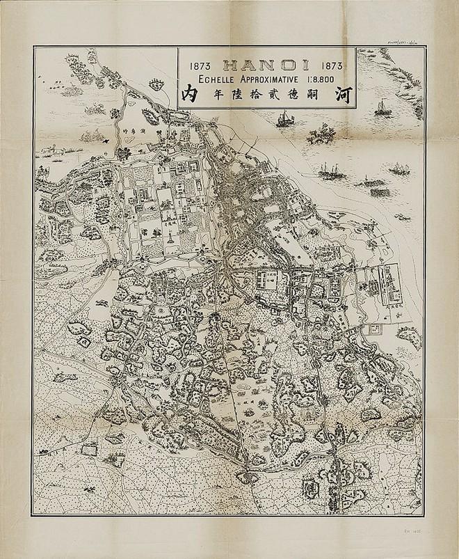 Mở rộng chiến tranh, thực dân Pháp đánh chiếm Bắc Kì lần thứ nhất - Ảnh 1.
