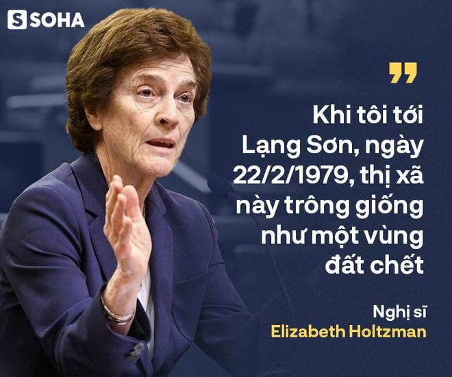 Chiến sự khốc liệt qua lời kể của hai nghị sĩ Mỹ có mặt ở Lạng Sơn, Lào Cai tháng 2/1979 - Ảnh 2.