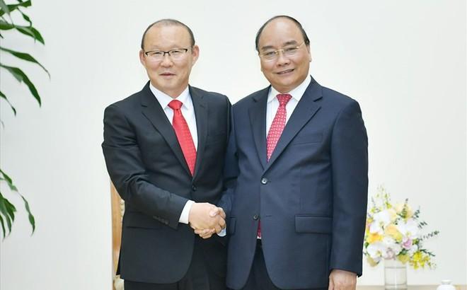 Chính phủ và VFF sẽ đáp ứng kiến nghị của HLV Park Hang-seo