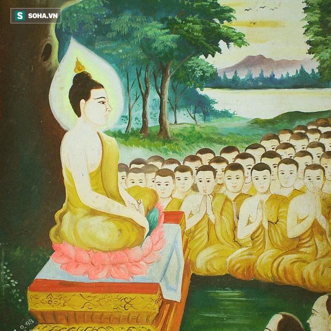Cùng gặp Đức Phật, 3 người có 3 kết cục khác nhau, bài học ai biết áp dụng sẽ thành công - Ảnh 4.
