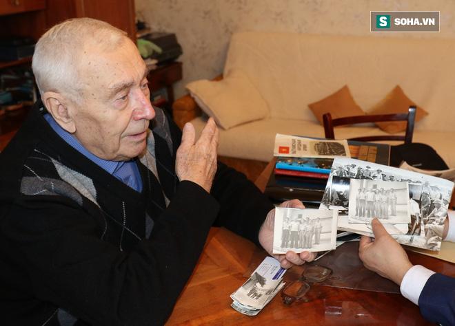 Gặp gỡ vị tướng già Xô-viết, nhân chứng cuộc chiến tranh biên giới Việt - Trung 1979 - Ảnh 2.