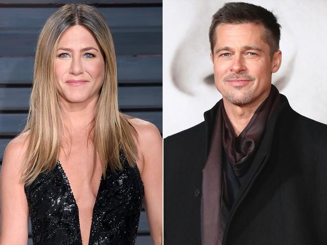 Không chỉ nối lại quan hệ, Brad Pitt và Jennifer Aniston giờ còn tình đến mức rủ nhau đi trốn sau tiệc sinh nhật? - Ảnh 1.
