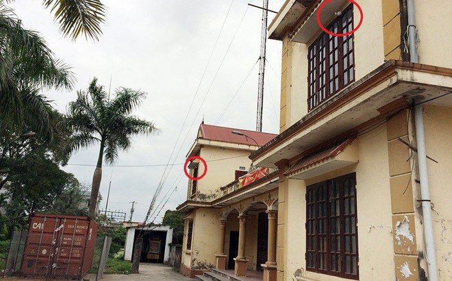 """Cận cảnh 4 lớp an ninh nghiêm ngặt bảo vệ """"cụ"""" sưa trăm tỉ ở Hà Nội"""