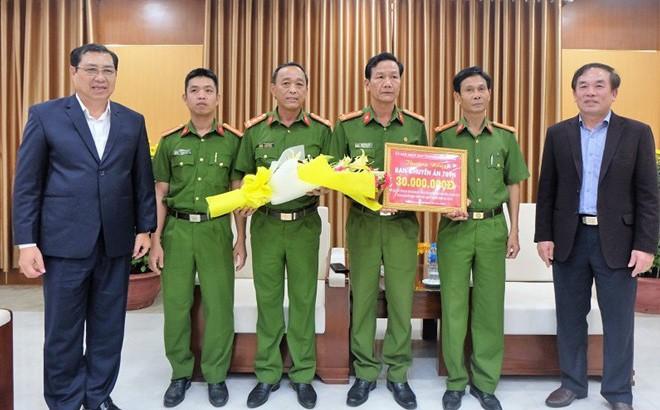 Công an Đà Nẵng bắt kẻ vận chuyển hơn 3kg ma túy đá