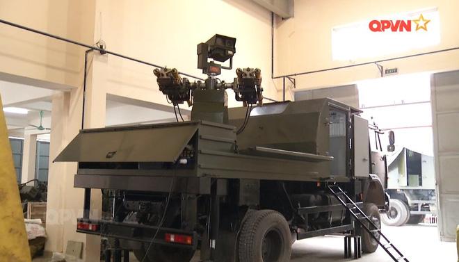 Tên lửa mini Pantsir-S1 Made in Vietnam: Tự hào bước tiến lớn của CNQP nước nhà - Ảnh 2.