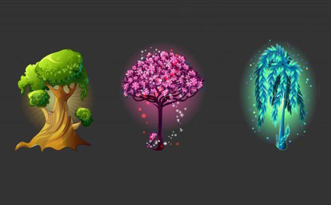 Chọn một cái cây ma thuật để khám phá tình hình hiện tại và con đường tương lai đúng đắn dành cho bạn