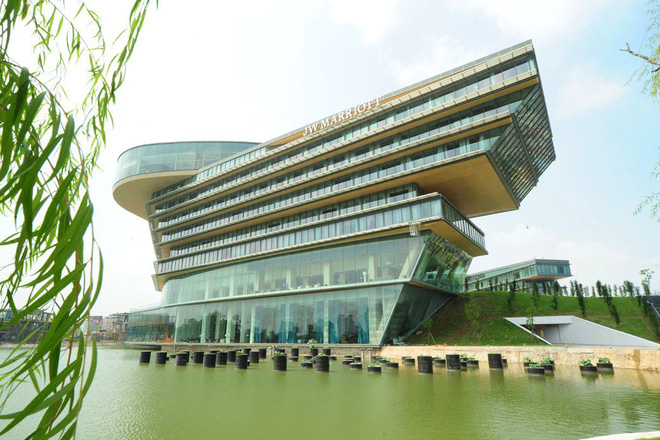 Trước thềm thượng đỉnh Mỹ-Triều: Phòng Tổng thống của Khách sạn JW Marriott có gì đặc biệt? - Ảnh 7.