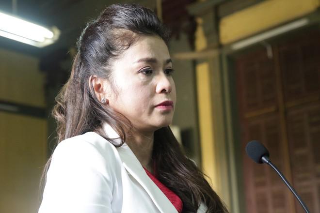 Đại diện của bà Lê Hoàng Diệp Thảo: Chúng tôi nghi ngờ bị đơn giả mạo chứng cứ - Ảnh 2.